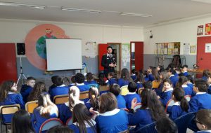Ceglie Messapica: i Carabinieri incontrano gli studenti