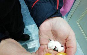 Cocaina nascosta nell'accappatoio: Carabinieri arrestano madre e figlio
