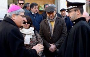 Tanta commozione per la cerimonia di commemorazione del Carabiniere Angelo Petracca