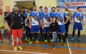 Calcio a cinque: Futsal Alberto, tre punti e primato in classifica