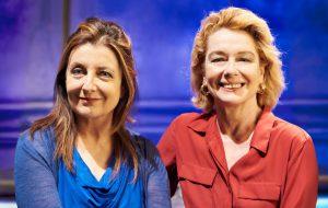 Nuovo Teatro Verdi di Brindisi: Monica Guerritore e Francesca Reggiani tra i «Mariti e mogli» di Woody Allen