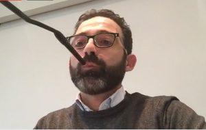 """VIDEO: La conferenza stampa di Stefano Alparone, l'ex candidato Sindaco M5S attacca il Movimento: """"altro che democrazia… è una monarchia feudale"""""""