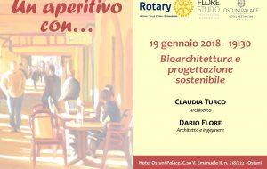 """Un aperitivo con… Bioarchitettura e progettazione sostenibile"""""""