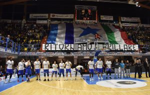 Legabasket: l'Happy Casa Brindisi ricorre contro la squalifica