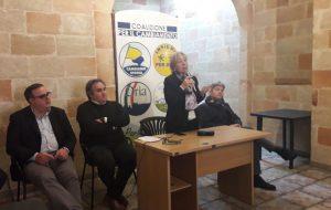 Il centro-sinistra si organizza per le elezioni comunali di Oria: il candidato sindaco sarà Maria Lucia Carone