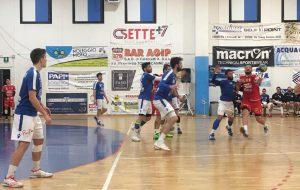 Junior Fasano a valanga sul Benevento=34-15