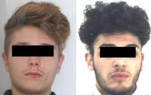Rapina al centro scommesse di Via Cappuccini: arrestati due giovanissimi