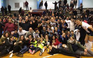 Il Mesagne Volley cade a Chieti