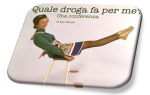 """Domani """"Quale droga fa per me?, una conferenza"""" al Teatro Grassi di Cisternino"""