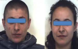Tentano di disfarsi della droga nascondendola nella pianta condominiale: arrestate due sorelle