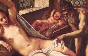Là sotto: il nudo e l'intimo nell'arte sacra e profana dall'antichità ai giorni nostri. II. Di Gabriele D'Amelj Melodia