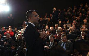 """Di Maio a Brindisi: """"Nei prossimi 24 giorni si decidono i prossimi 10 anni"""""""