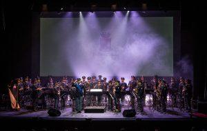 Al Teatro Verdi di Brindisi le note della banda musicale della Polizia di Stato