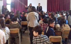 I Carabinieri incontrano gli studenti di Carovigno e Fasano
