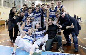 Settebello della Dinamo Brindisi ma la Mens Sana Mesagne vende cara la pelle