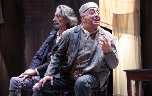 Don Chisciotte della Pignasecca: Peppe Barra e Nando Paone al Teatro Verdi
