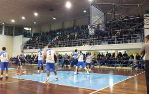 La Dinamo Brindisi vince il derby di ritorno contro l'Invicta