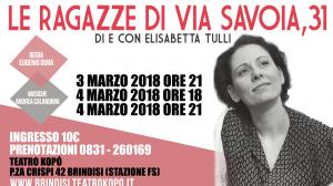 Le ragazze di via Savoia, 31: al Teatro Kopò uno spettacolo strepitoso sulle donne italiane e il lavoro