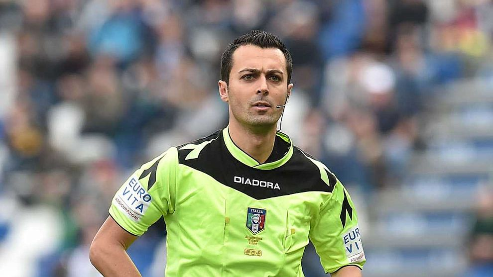 Image result for di bello arbitro