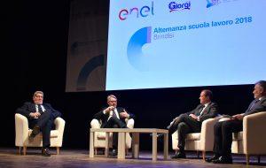 Enel: partito il progetto di alternanza scuola-lavoro in collaborazione con il Giorgi ed il Majorana