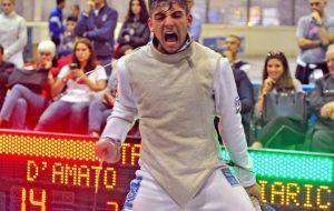 Scherma: il brindisino Annicchiarico conquista il pass per i campionati nazionali