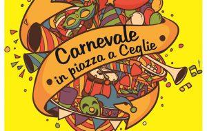 """Tutto pronto per """"Carnevale in Piazza a Ceglie"""""""