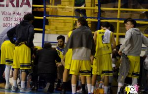 Ostuni ko ad Altamura: ai playoff sarà derby col Francavilla