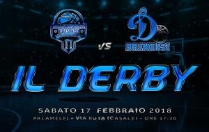 Invicta-Dinamo: c'è profumo di derby a Brindisi