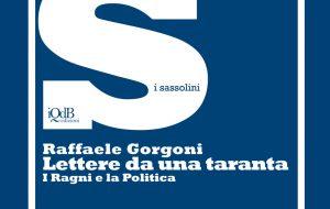 Raffaele Gorgoni a Brindisi con il suo nuovo libro ospite della Società Dante Alighieri