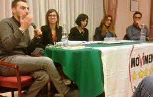 I candidati M5S hanno incontrato i cittadini di Carovigno