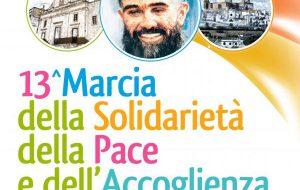 """Il Comune di San Michele Salentino partecipa alla """"Marcia della Solidarietà e della Pace"""""""