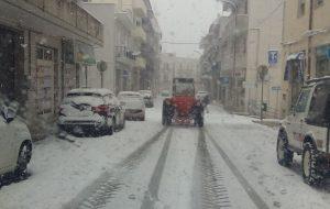 Allerta Meteo: possibili nevicate nella zona Nord della provincia di Brindisi. Scuole chiuse a Cisternino