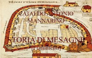 """Giovedì si presenta """"Storia di Mesagne [Frammenti]"""" il manoscritto di Mannarino conservato nella Biblioteca Nazionale di Napoli"""