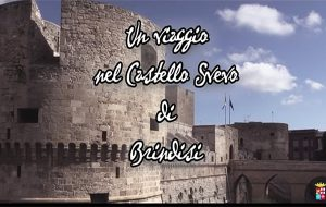 Lo splendido video della Marina Militare sul Castello Svevo di Brindisi