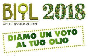 Al Premio BIOL per parlare di Xylella fastidiosa con Ministero, Università e produttori