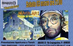 """Sabato al Binario 23 """"Nuvolari: omaggio a Dalla"""""""