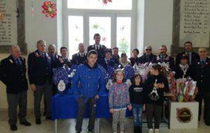 I Carabinieri della compagnia e i soci dell'ANC visitano gli allievi dell'Istituto Latorre di Fasano