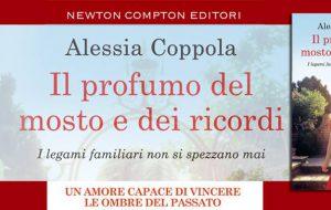 Il profumo del mosto e dei ricordi: il nuovo romanzo di Alessia Coppola