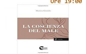 """Matteo Gentile presenta al Ja-net di Cisternino il libro """"La coscienza del male"""""""