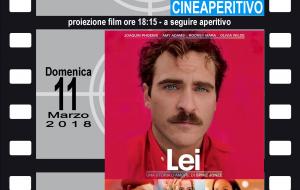 """Cinecronici: i sentimenti nell'era digitale nel film premio Oscar """"Lei"""""""