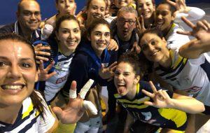 Mesagne Volley: una vittoria esterna che vale oro