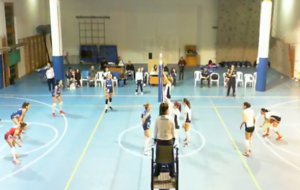 Mesagne Volley-Minturno=3-1