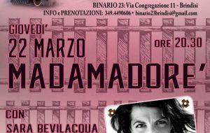 Madamadorè: a Teatri a Vapore la favola ispirata a De Andrè