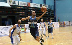 La Dinamo Brindisi sconfitta a Molfetta