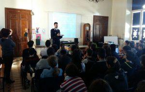 I Carabinieri incontrano gli studenti di Ostuni e Francavilla Fontana