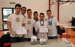 Robocup Jr Academy: il Giorgi di Brindisi vince la fase regionale e si qualifica alle gare nazionali di Trento