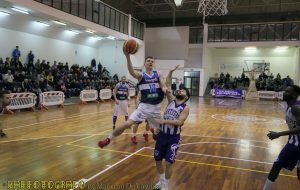La Dinamo Brindisi verso la gara contro la Pavimaro Molfetta