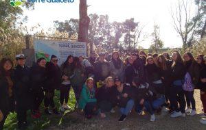 A Torre Guaceto gli studenti diventano ausiliari della Capitaneria di porto