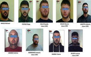 Guerra di mala a Brindisi: i dettagli dell'operazione che ha portato in carcere 11 persone