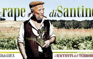 """Sabato 10 si presenta a Brindisi """"Le rape di Santino"""", noir gastronomico di Pino De Luca"""
